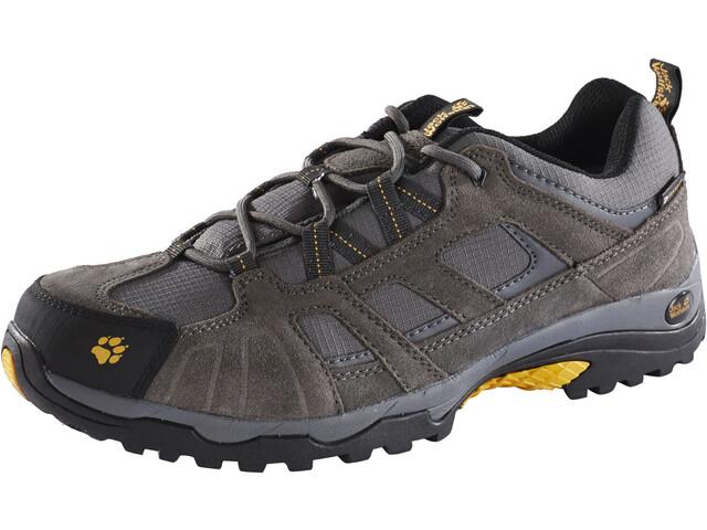 check out e72eb 5c2a0 Jack Wolfskin Vojo Hike Texapore Scarpe da trekking Low Cut Uomo, burly  yellow
